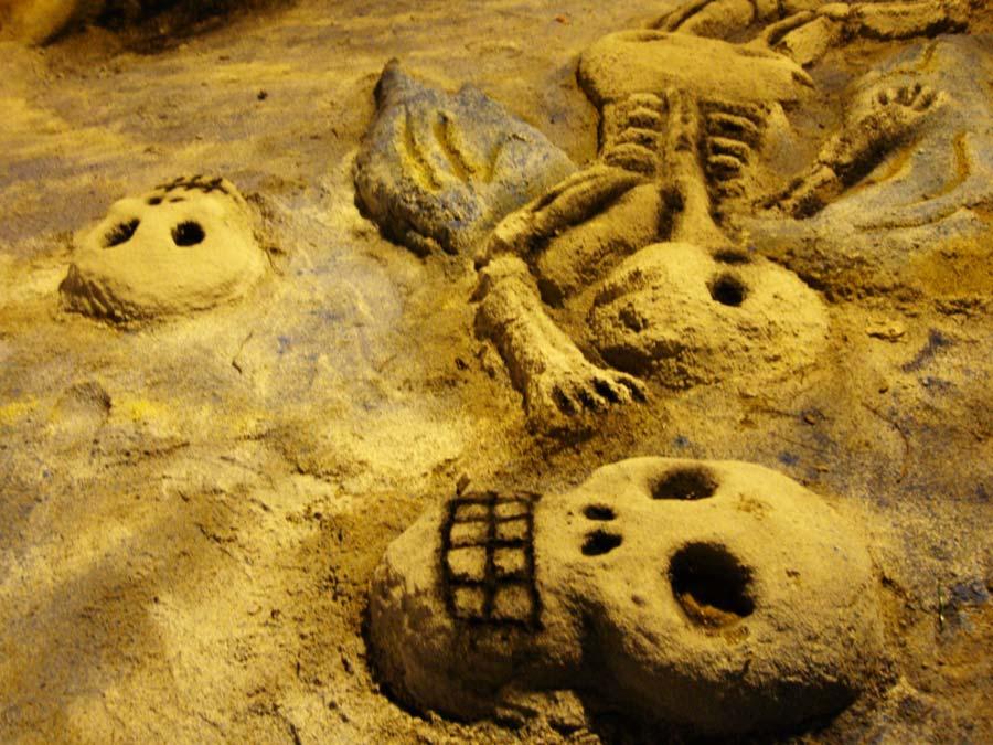 Resultado de imagen para dia de muertos y arqueologia
